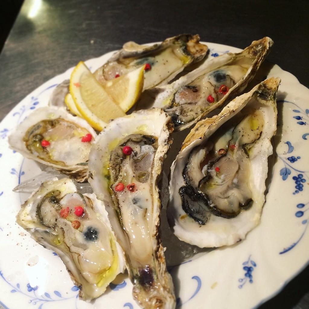 産直 生牡蠣