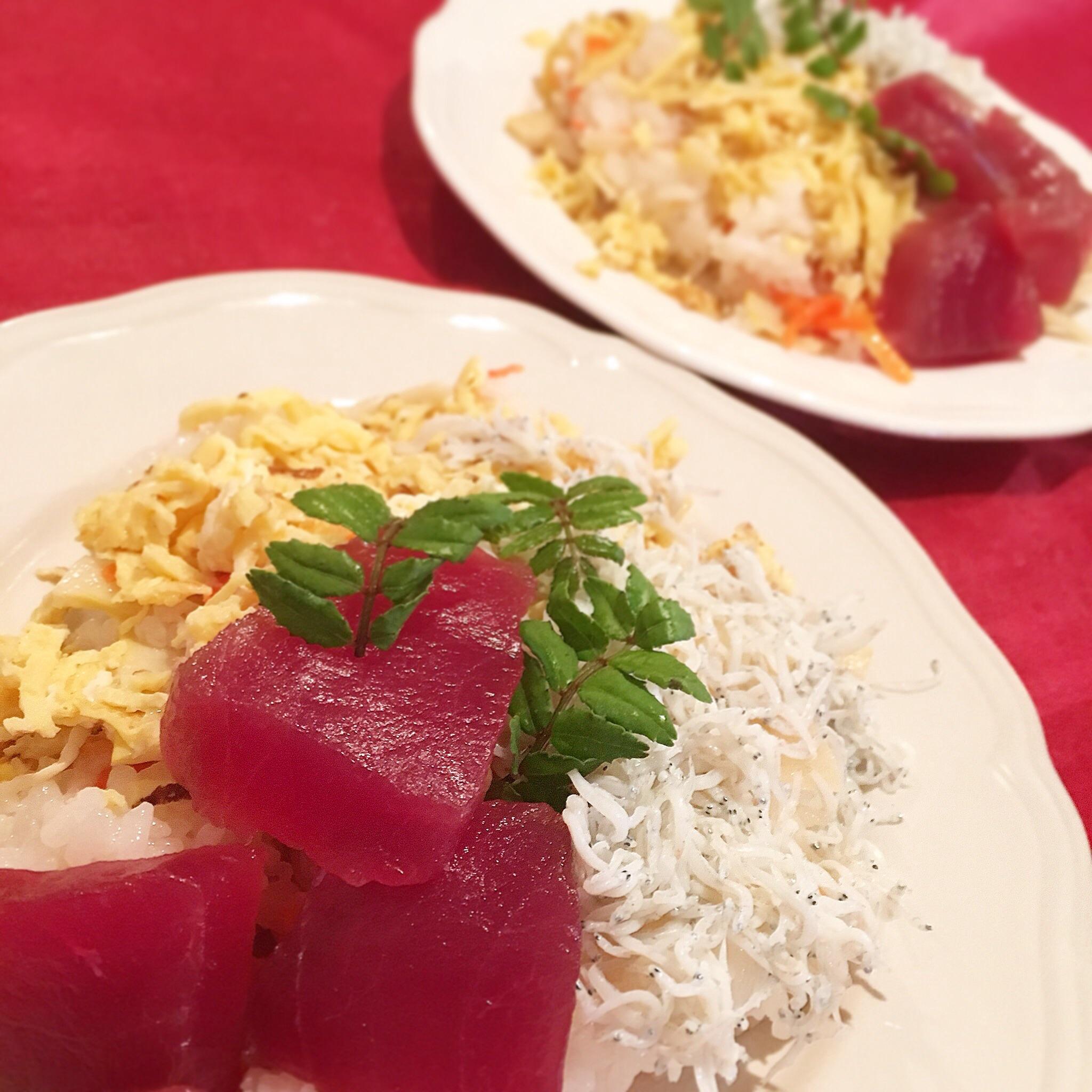 タケノコ寿司