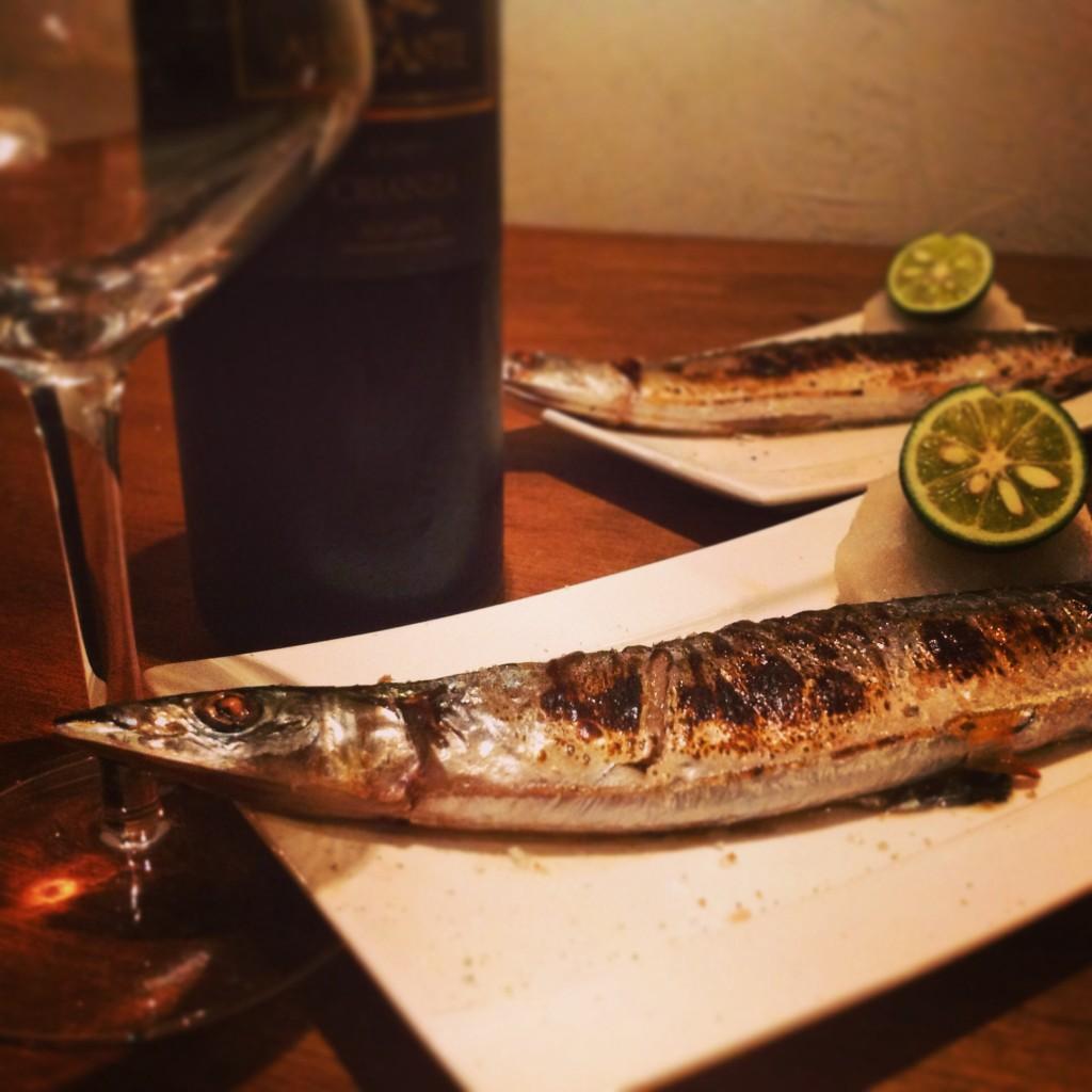 秋刀魚 サンマ