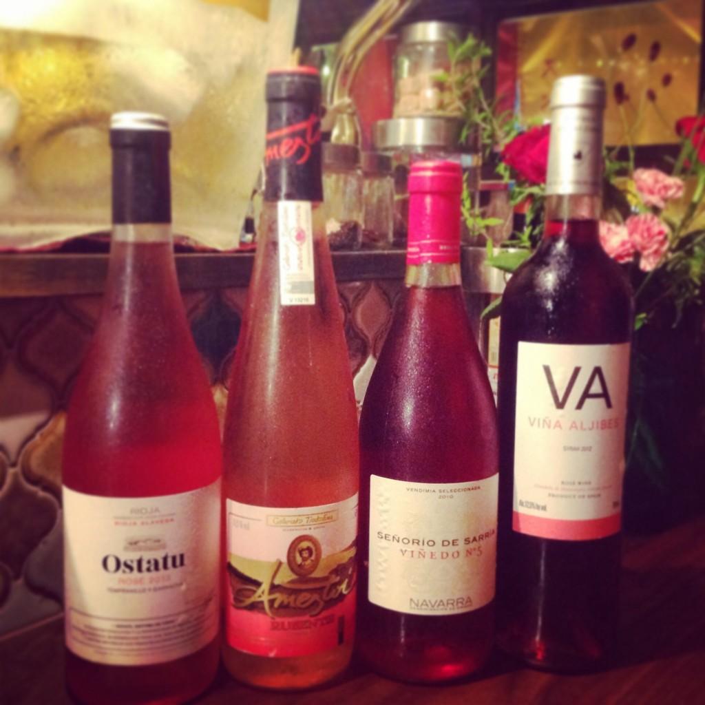 anocado スペイン ワイン ロゼ