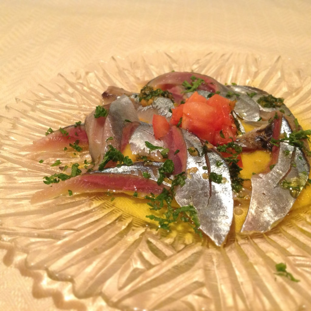 秋刀魚 サンマ さんま 酢漬け