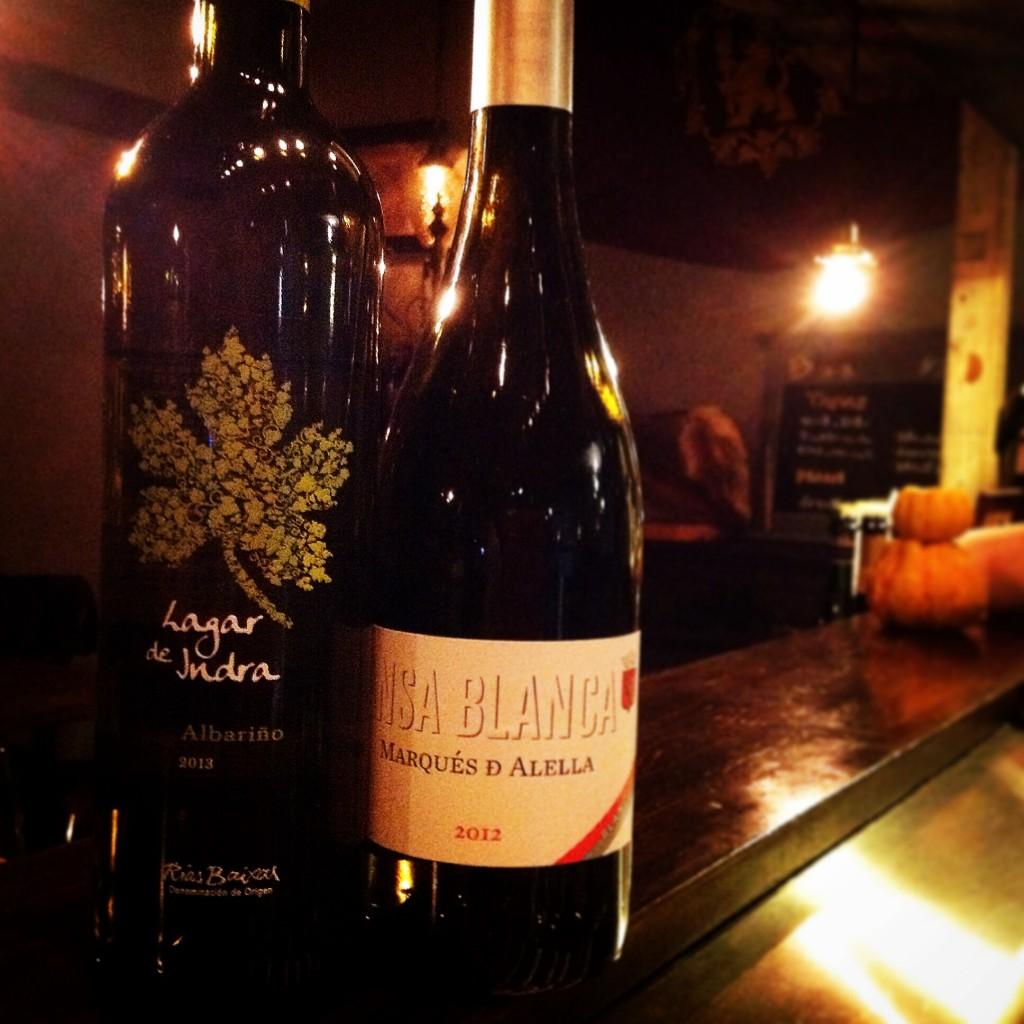 スペインワイン 白ワイン