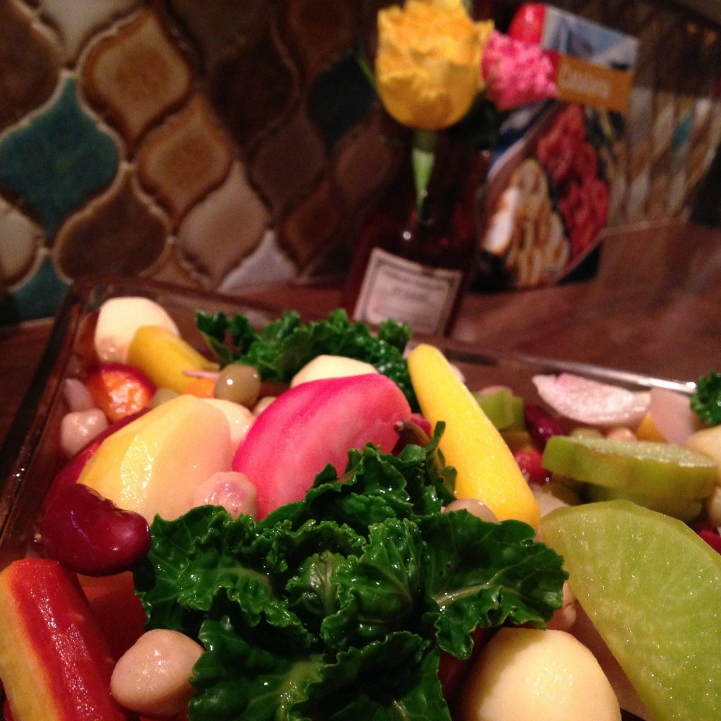根菜のピクルス